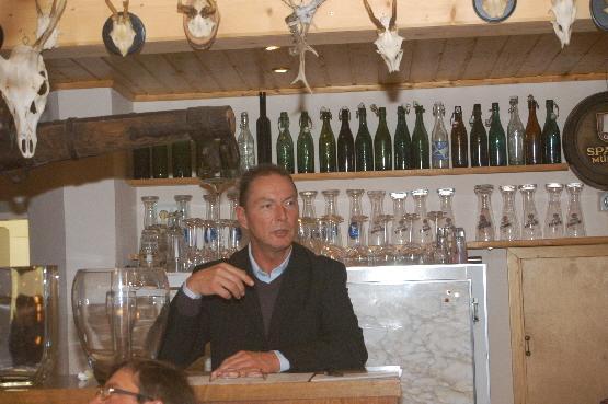 Klaus Gaßner auf der Jahreshauptversammlung 2012