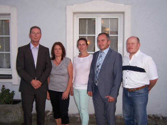 Jahreshauptversammlun der Einigkeit Hallbergmoos-Goldach e-V. 2013
