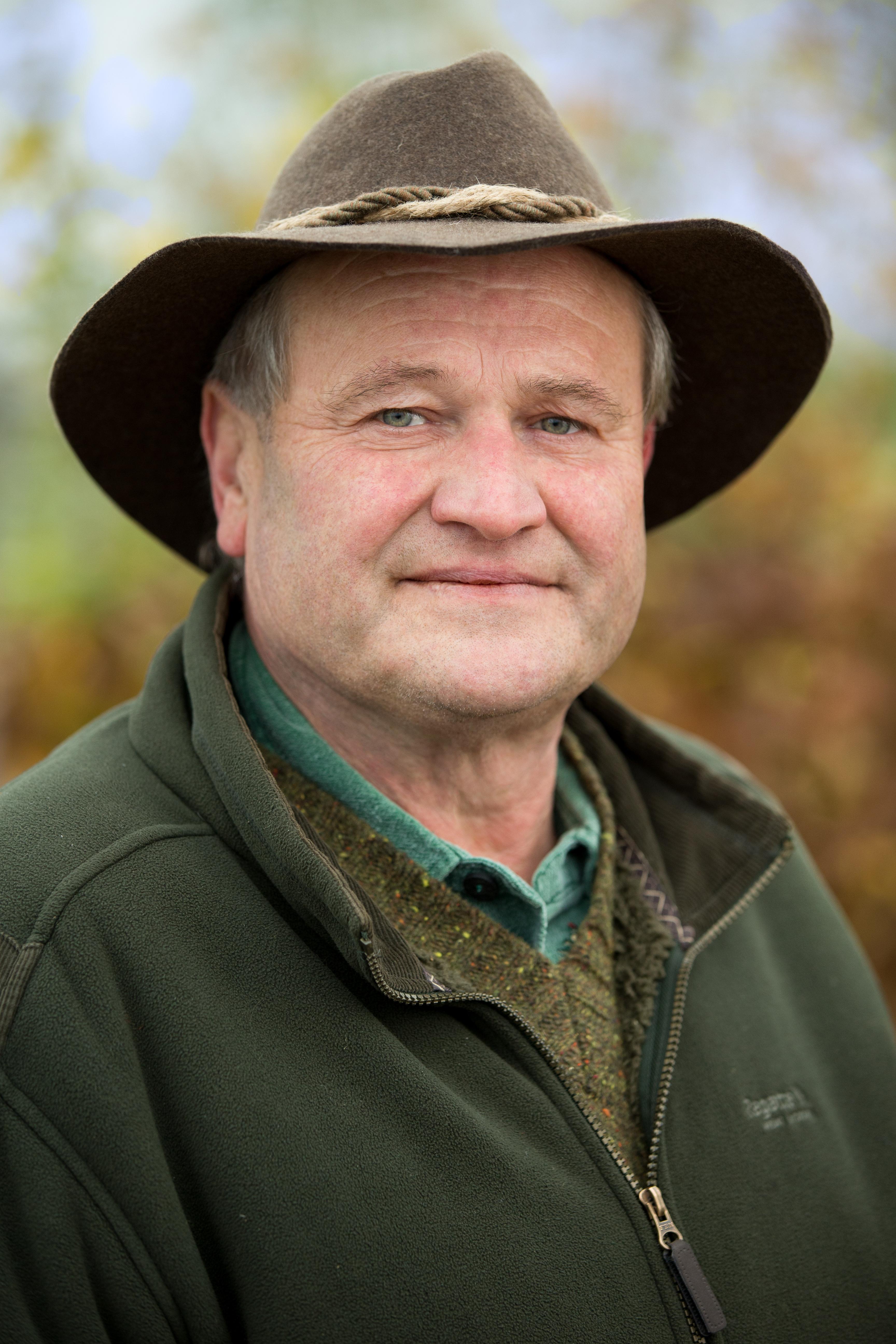 <b>Josef Pfeiffer</b>, Mitglied der Einigkeit Hallbergmoos-Goldach e.V. - Pfeifer